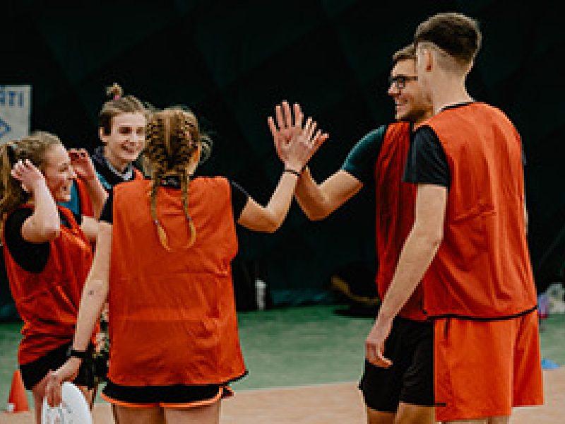 EDGE Sports Outreach - Czech Republic