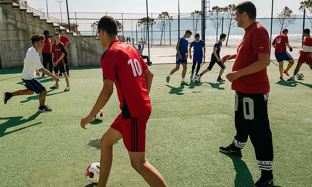 Gods Great Tapestry In Albania In Text3