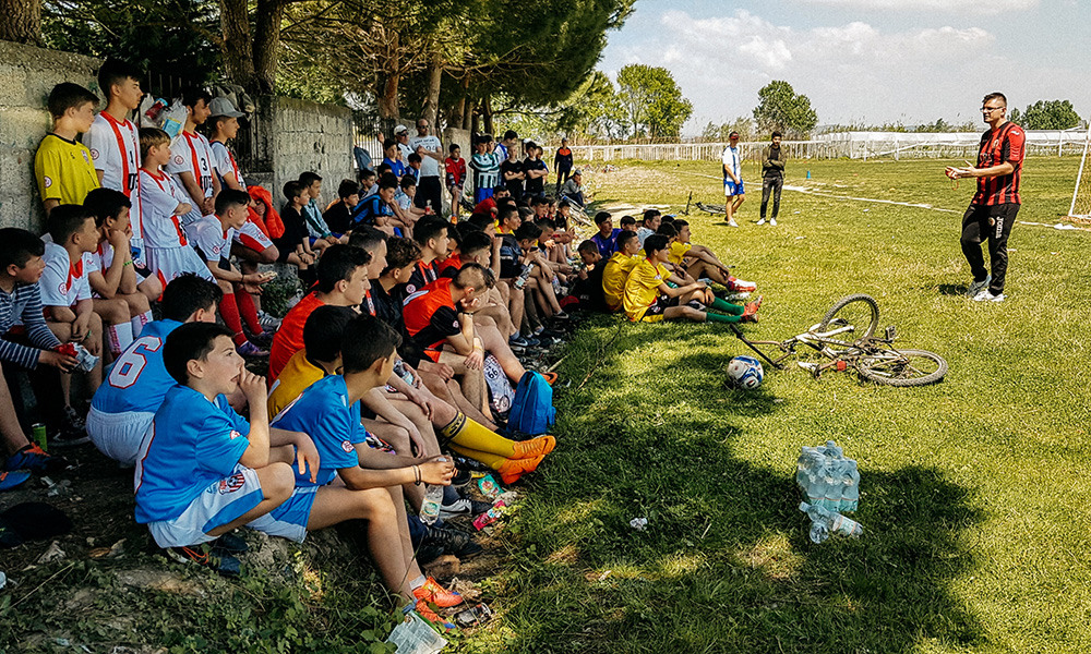 Gods Great Tapestry In Albania In Text4